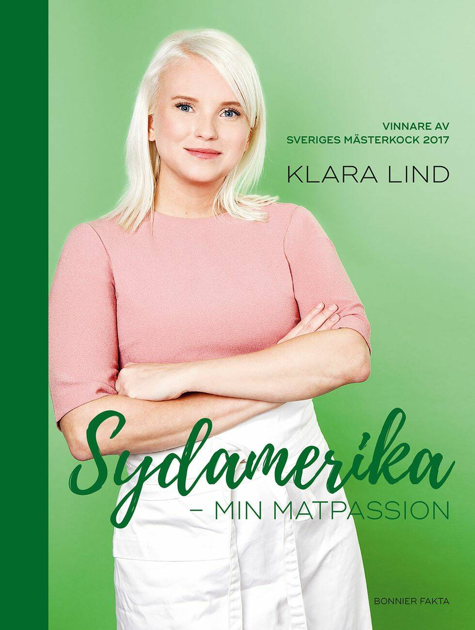 Klara är Sveriges Mästerkock 2017:
