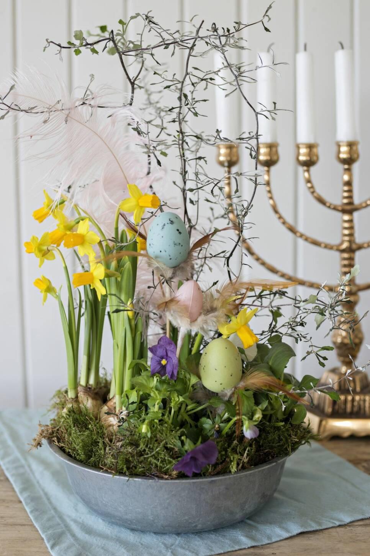 Pynta med blommor i påsk – 6 fina tips