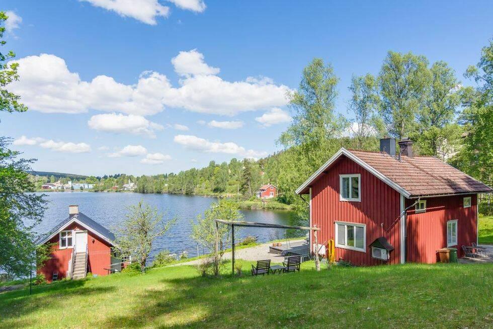 De bästa fritidshusen just nu – som ligger vid vattnet