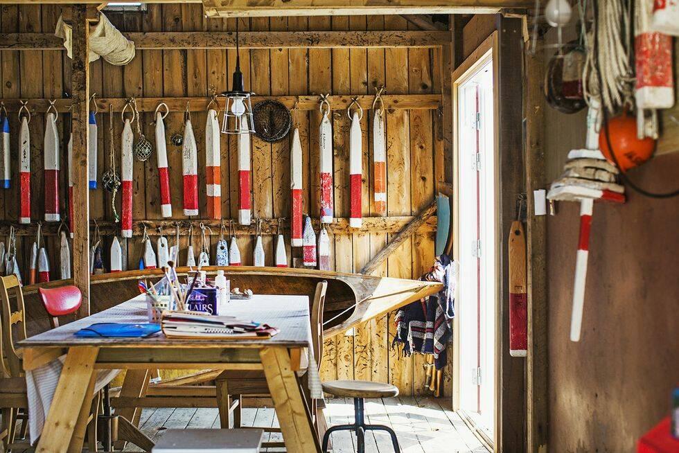 Kostervals med stora släkten – huset i skärgårdsidyllen