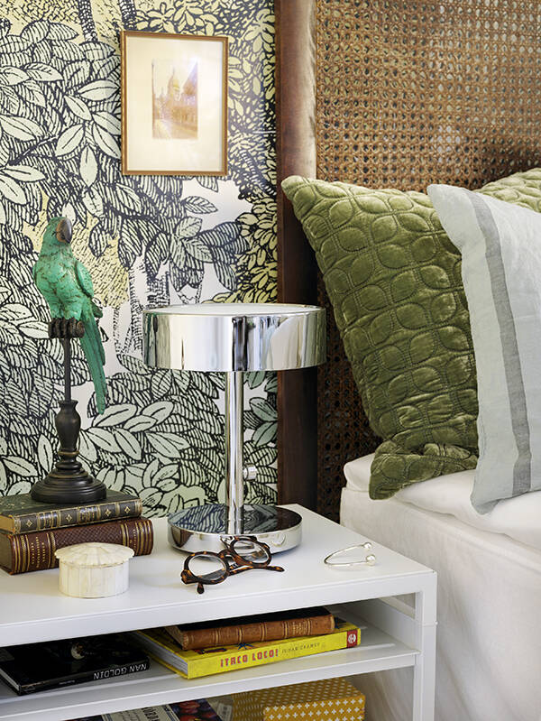 Stylisten tipsar: Sommardrömmar i sovrummet
