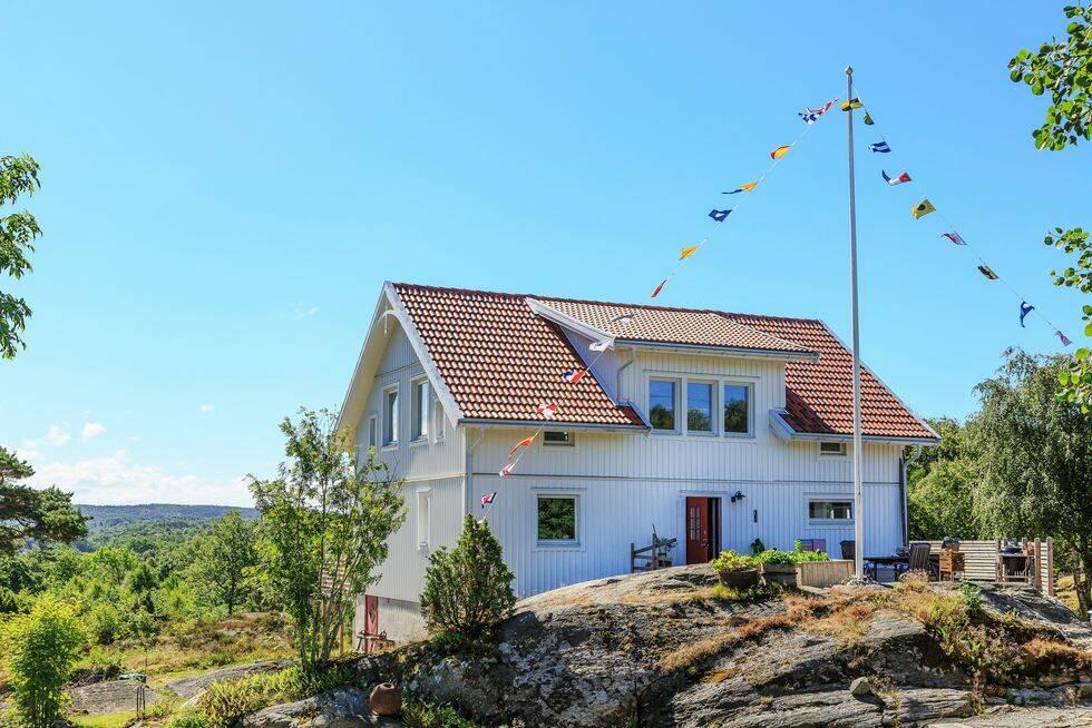 Skärgårdsdrömmen blev sann – hisnande utsikt på Orust