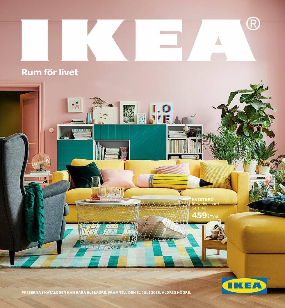 Premiär för nya Ikea-katalogen – se smakprov här
