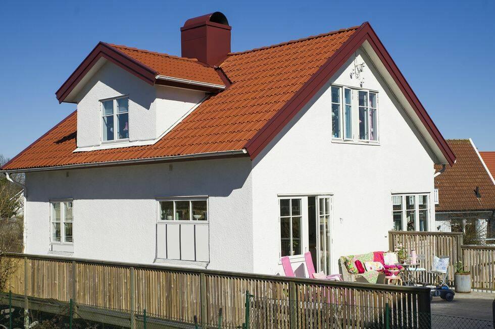 Det här huset är en riktig pastellkaramell