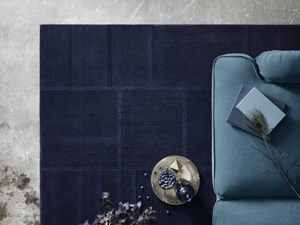 Ikea visar upp ny tillfällig kollektion – med handgjorda mattor