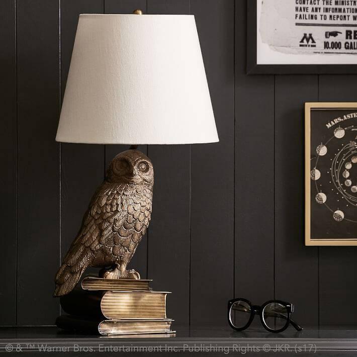 Här är inredningskollektionen alla Harry Potter-nördar måste ha