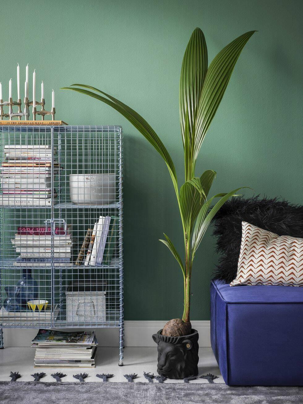 2 olika sätt att styla ditt vardagsrum i höst