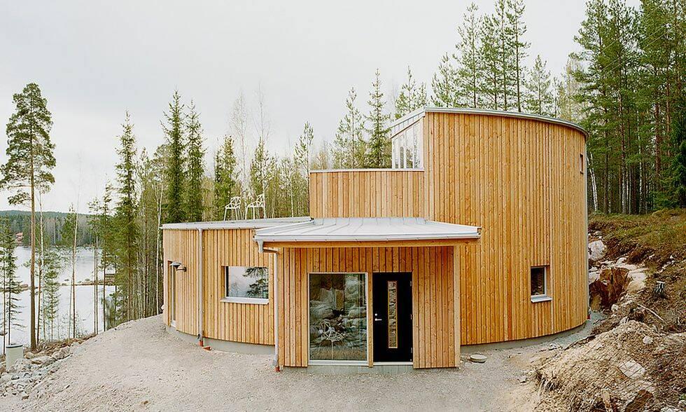 """Prisbelönta arkitekten: """"Så här bygger du ditt drömhus"""""""