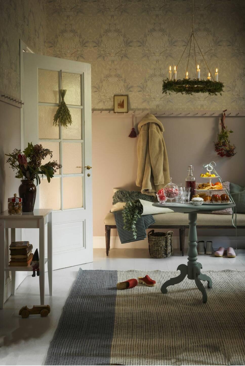Stylisten tipsar: Så här fixar du julmys i husets alla vrår