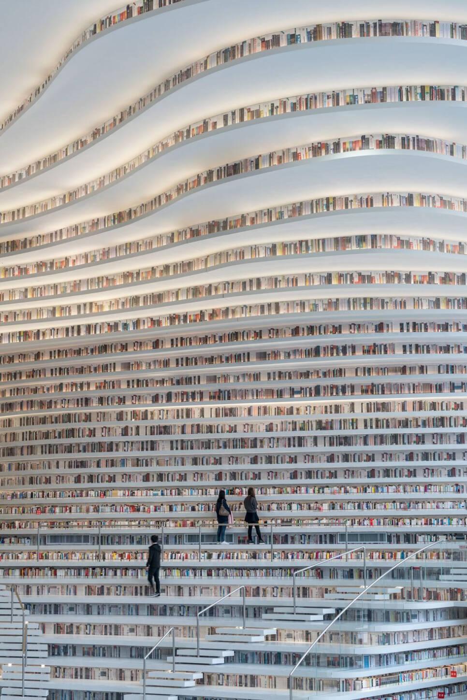 Är du en riktig bokmal? Då kommer du älska det här biblioteket