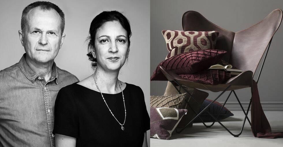 Hus&Hem-favoriterna Chhatwal & Jonsson – en textil kärlekshistoria
