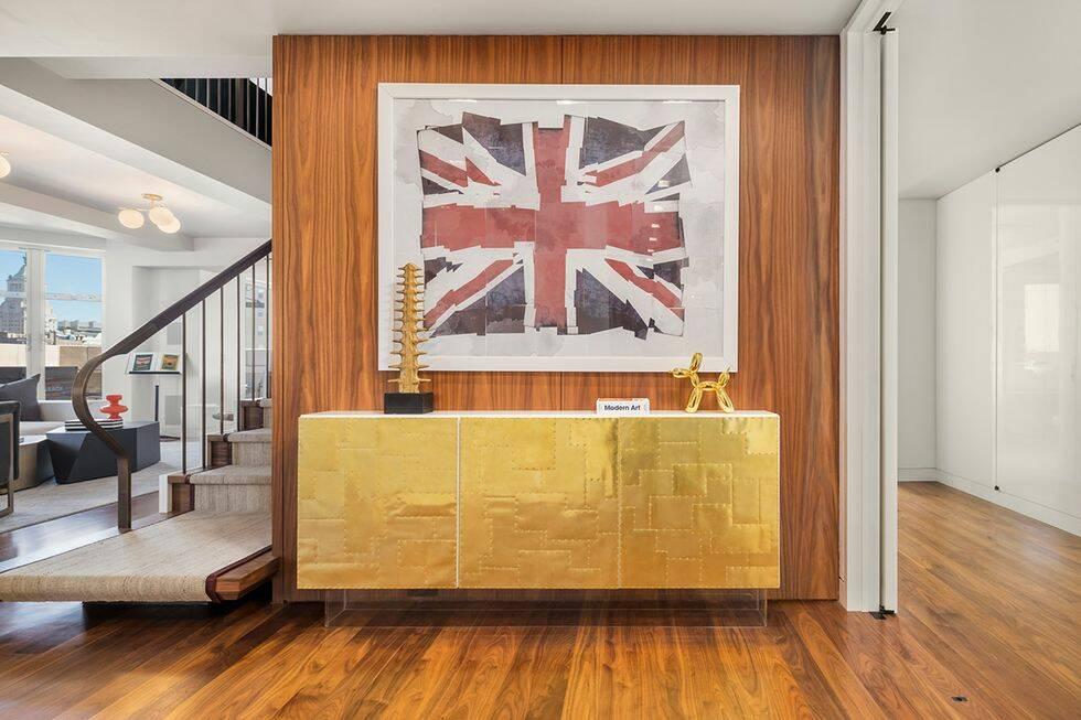 Kika in i Keith Richards lyxvåning – till salu för 92 miljoner