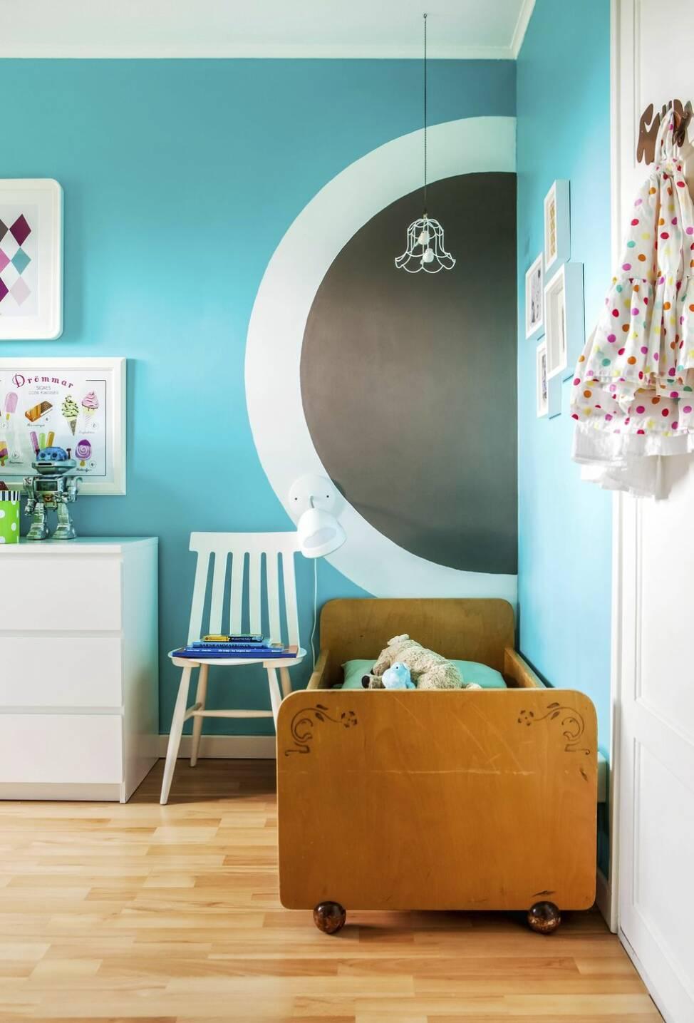 8 smarta och lekfulla tips till barnrummet