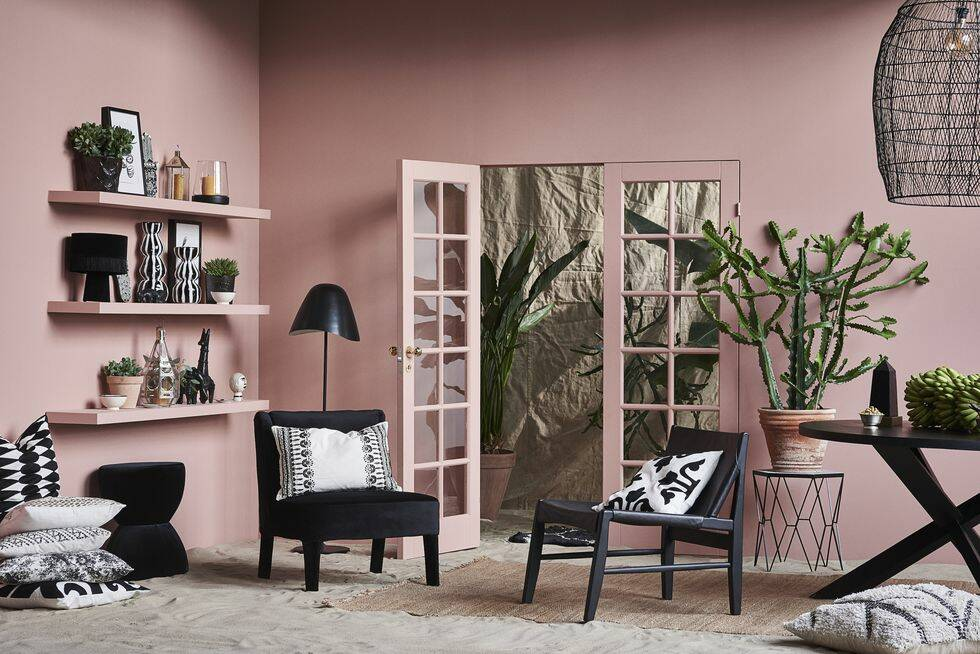 5 bilder från Day Homes nya kollektion som visar varför rosa är hetast i vår