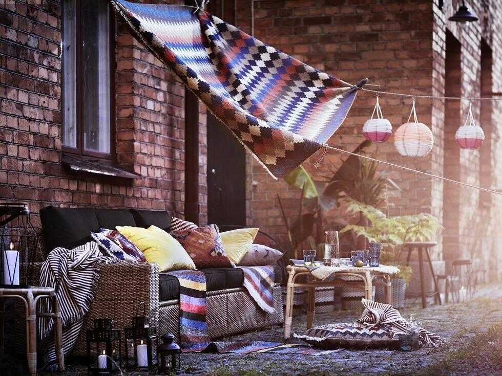 8 bilder från Ikeas nya kollektion som får oss att vilja ha sommar NU