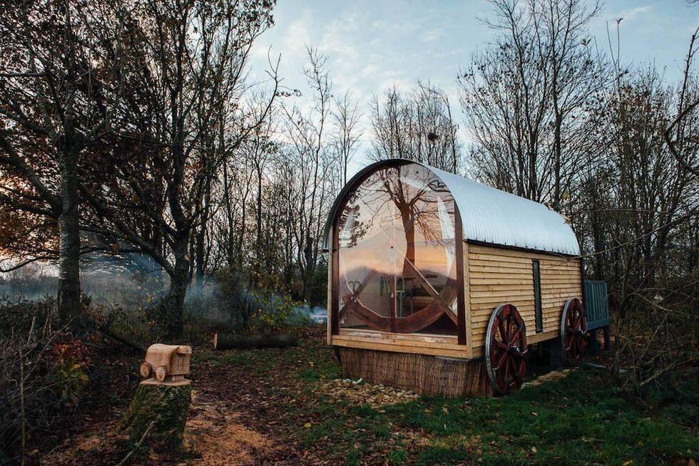 Mini-husvagnar är det gulligaste vi sett på länge – här är 5 av våra favoriter