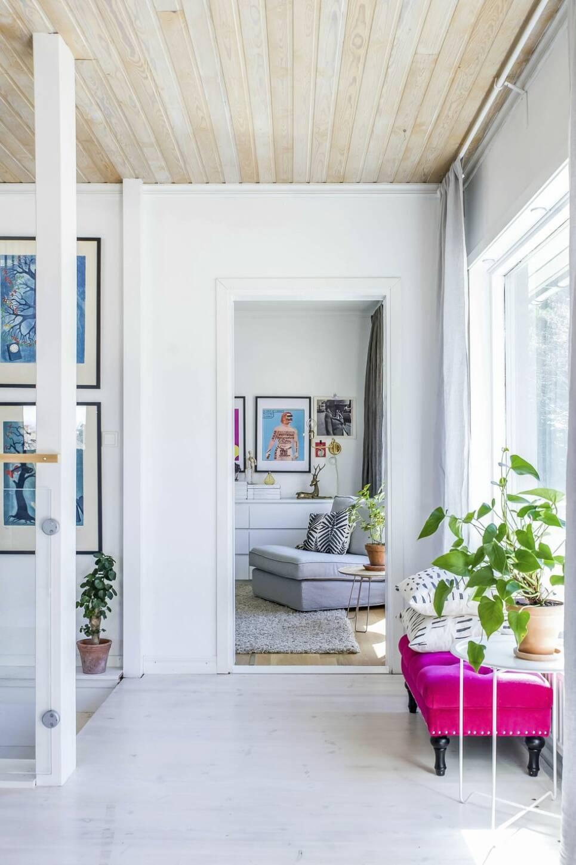 Så förvandlades den murriga 70-talsvillan till ett personligt hem