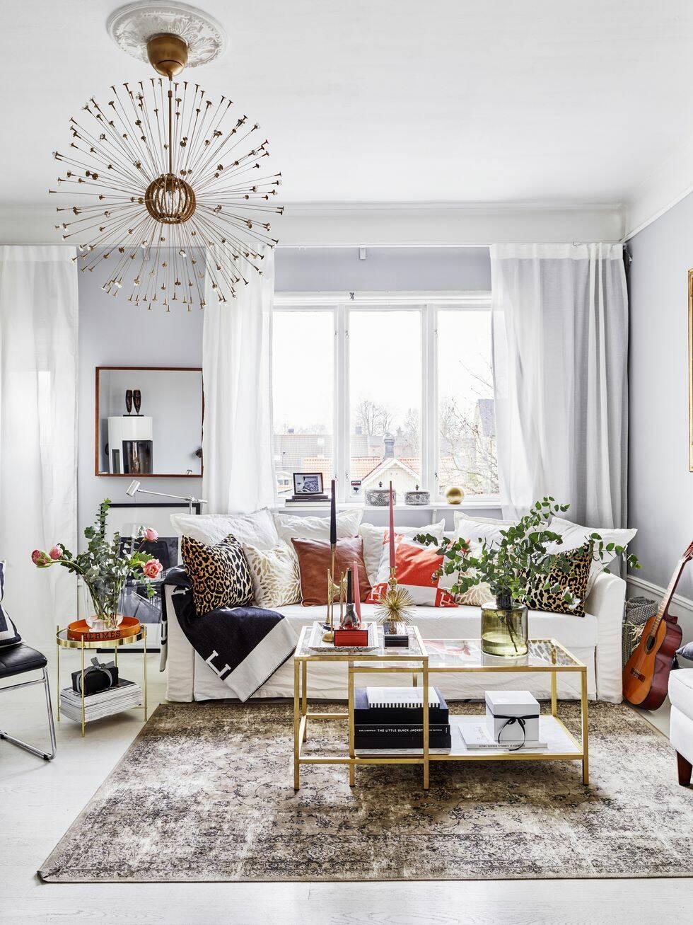 Det här hemmet visar hur du inreder exklusivt – med enkla medel