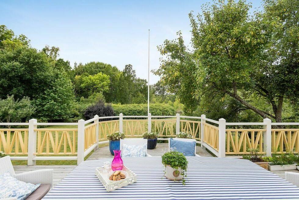 Du måste se det här skärgårdshuset – snacka om sommarparadis