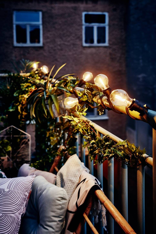 Så här ska du styla din balkong i vår – enligt Lagerhaus