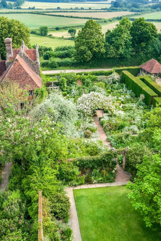 Här är Englands vackraste trädgårdar
