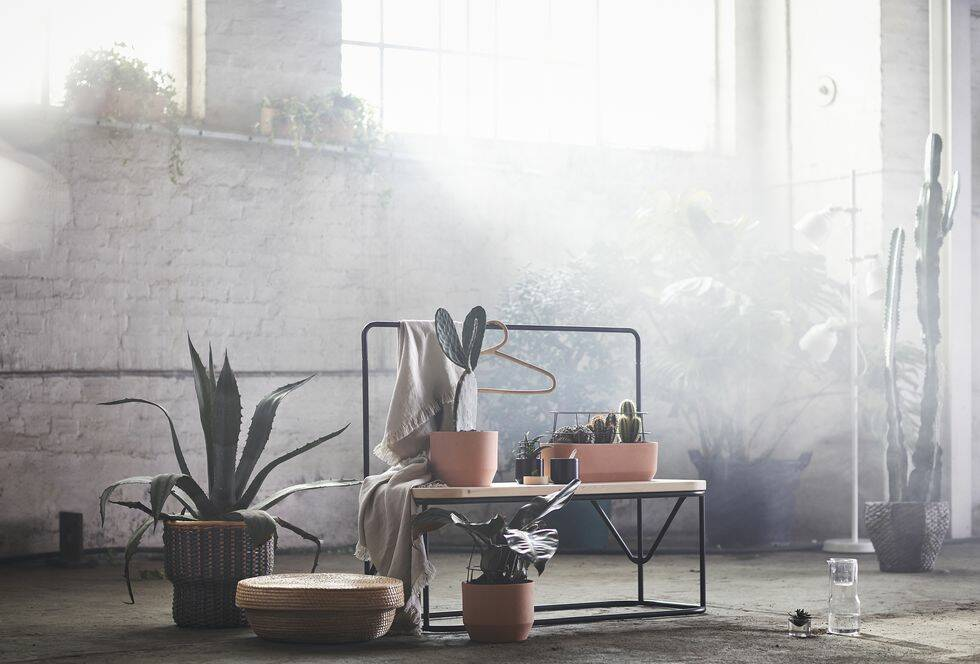 6 bilder från Ikeas nya kollektion som bevisar att enkelt och avskalat alltid är snyggast