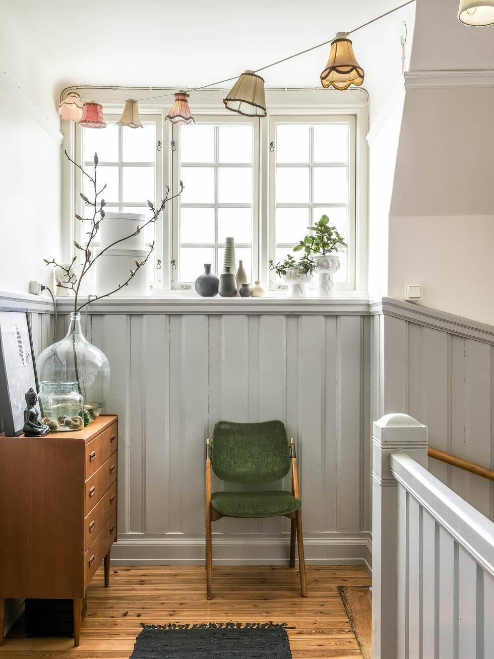Kolla in det gamla stationshuset som förvandlats till ett personligt hem