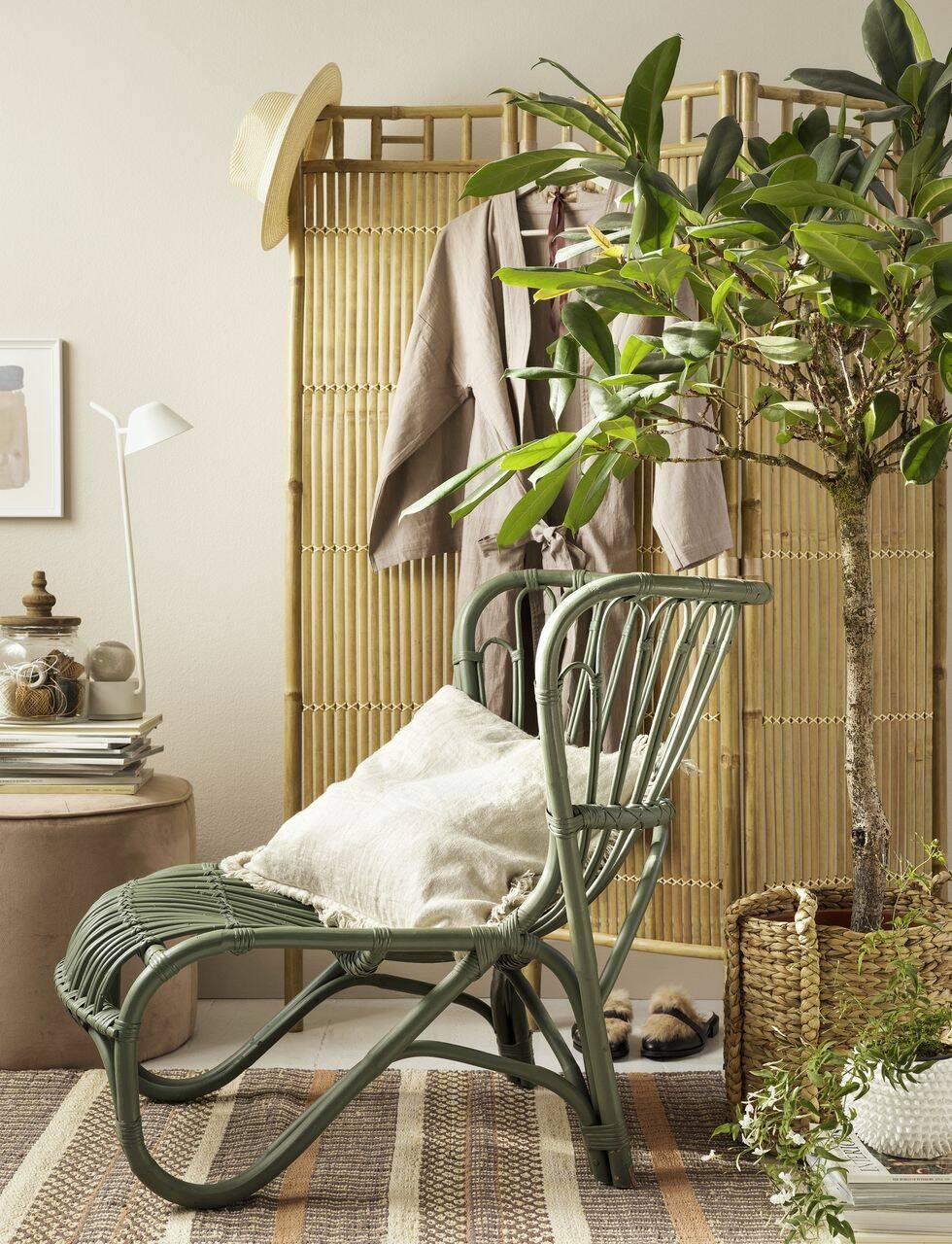 Så här ger du ditt uterum en bohemisk och rustik stil inför sommaren