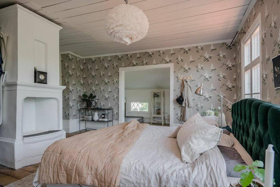 Det här charmiga huset kan vara dina drömmars hästgård