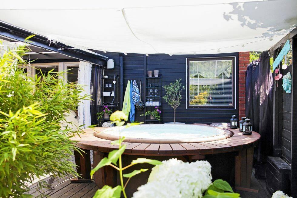13 bilder som visar hur du skapar härlig spakänsla i trädgården