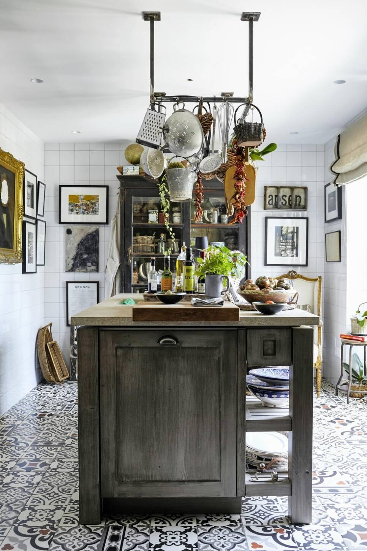 Eklektiskt och personligt hem på Mallorca