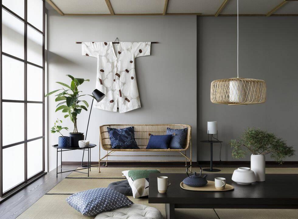 Höstkollektion inspirerad av Japan