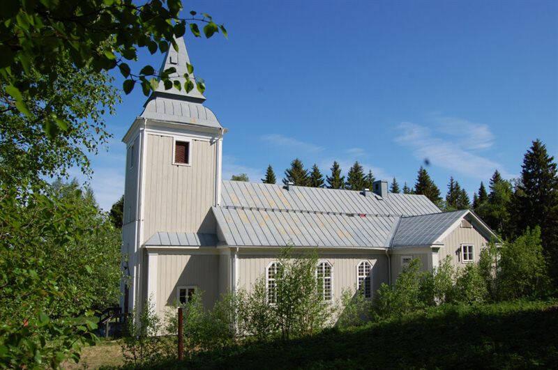 Den här kyrkan i Jämtland är till salu – till vrakpris