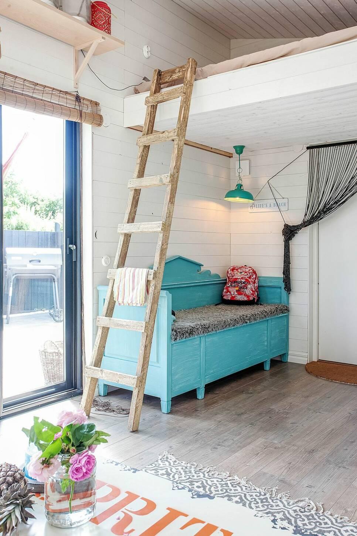Sommardröm på 25 kvadrat – mitt i stan