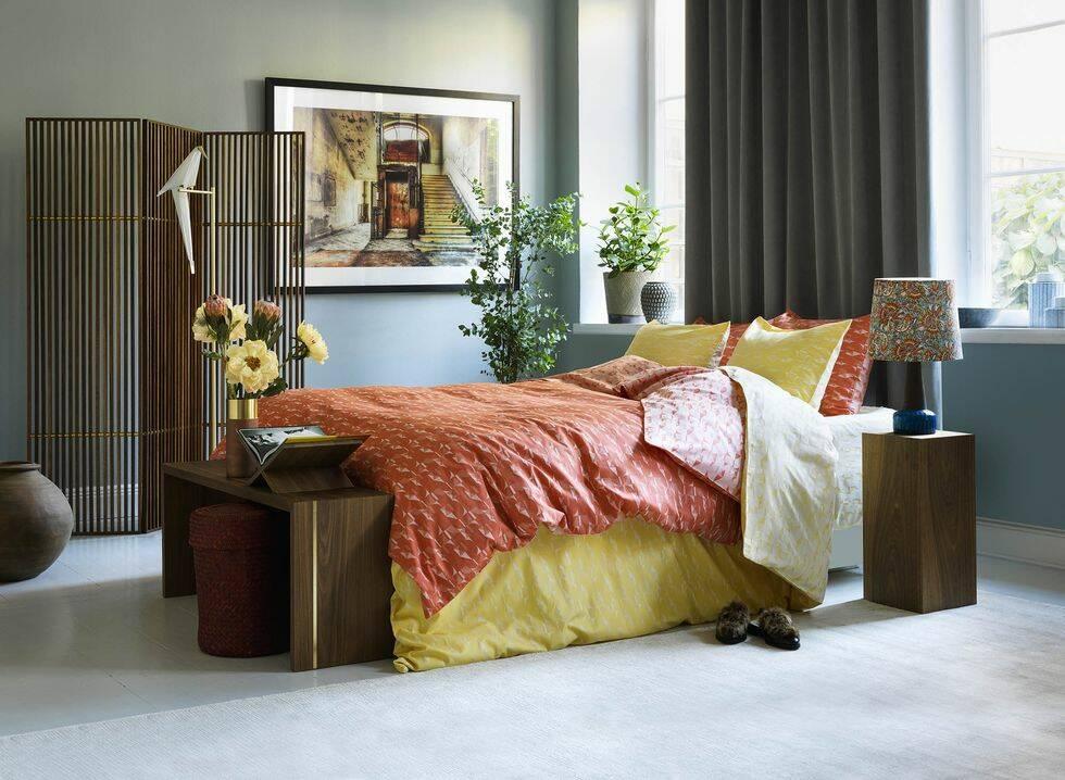 Skapa lyxig hotellkänsla i sovrummet