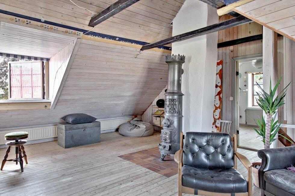 Drömhem från Hemnet: Vackert gammalt stenhus på skånska sydkusten