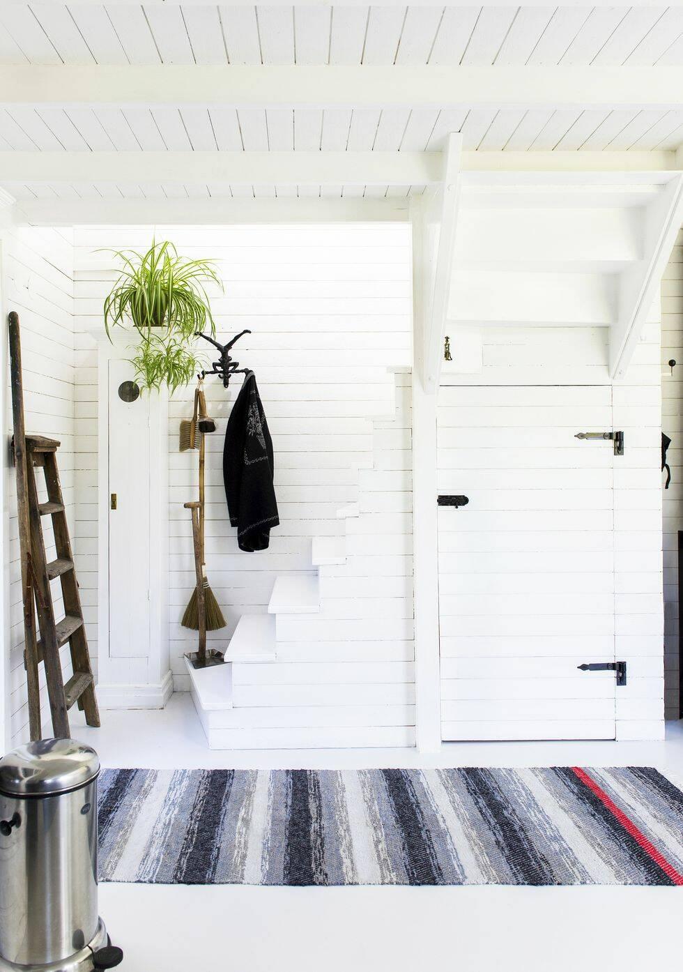 Snickra och fixa-proffsen byggde en ateljé i trädgården