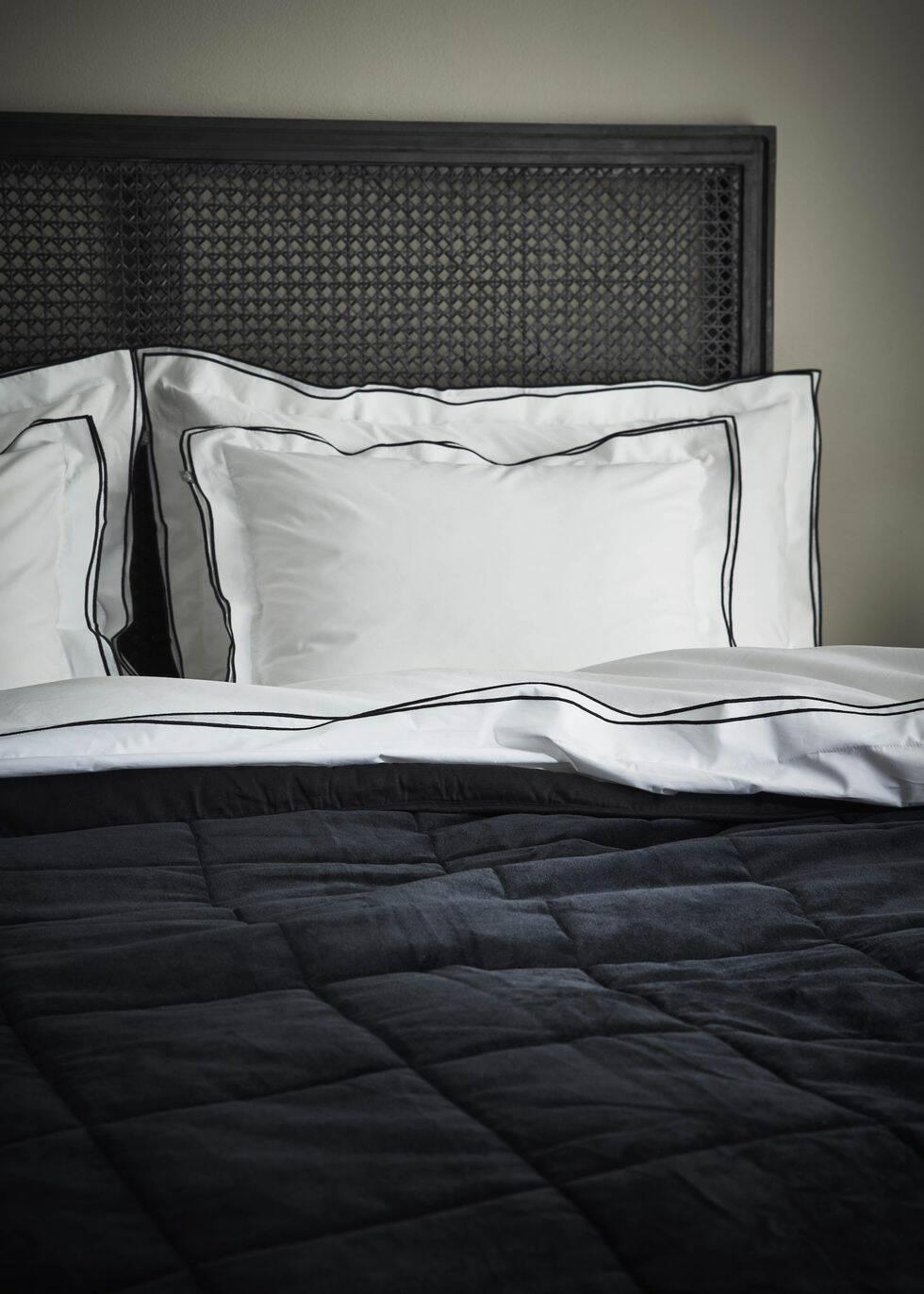 Mia Parnevik lanserar sängkläder i samarbete med Jotex