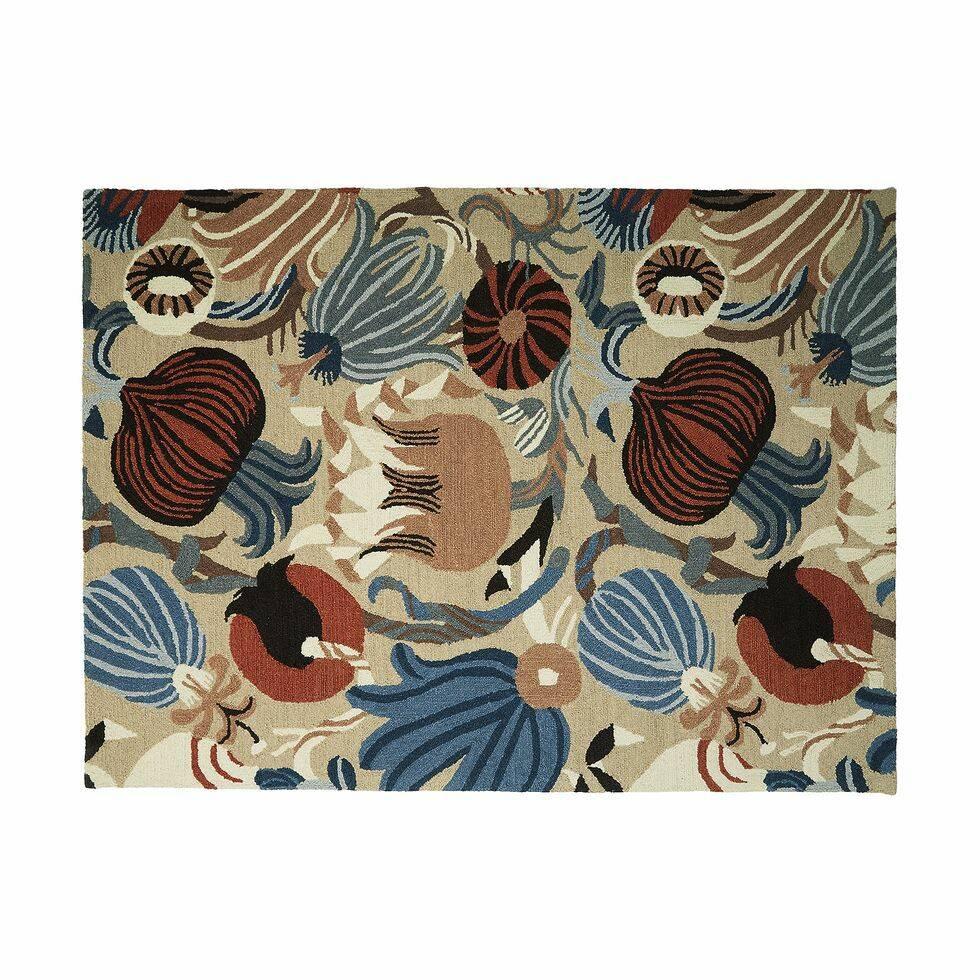 7 sköna nya mattor vi vill ha på golvet i höst
