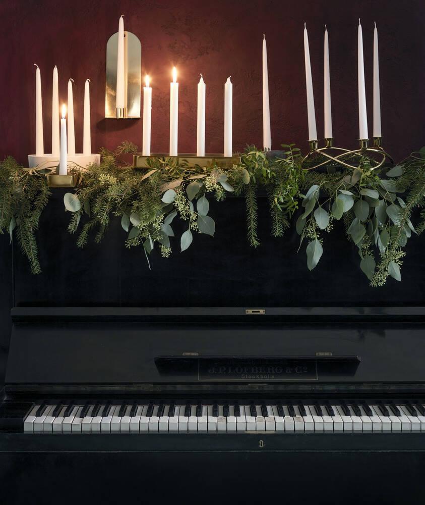 En traditionell jul med moderna inslag hos Åhléns