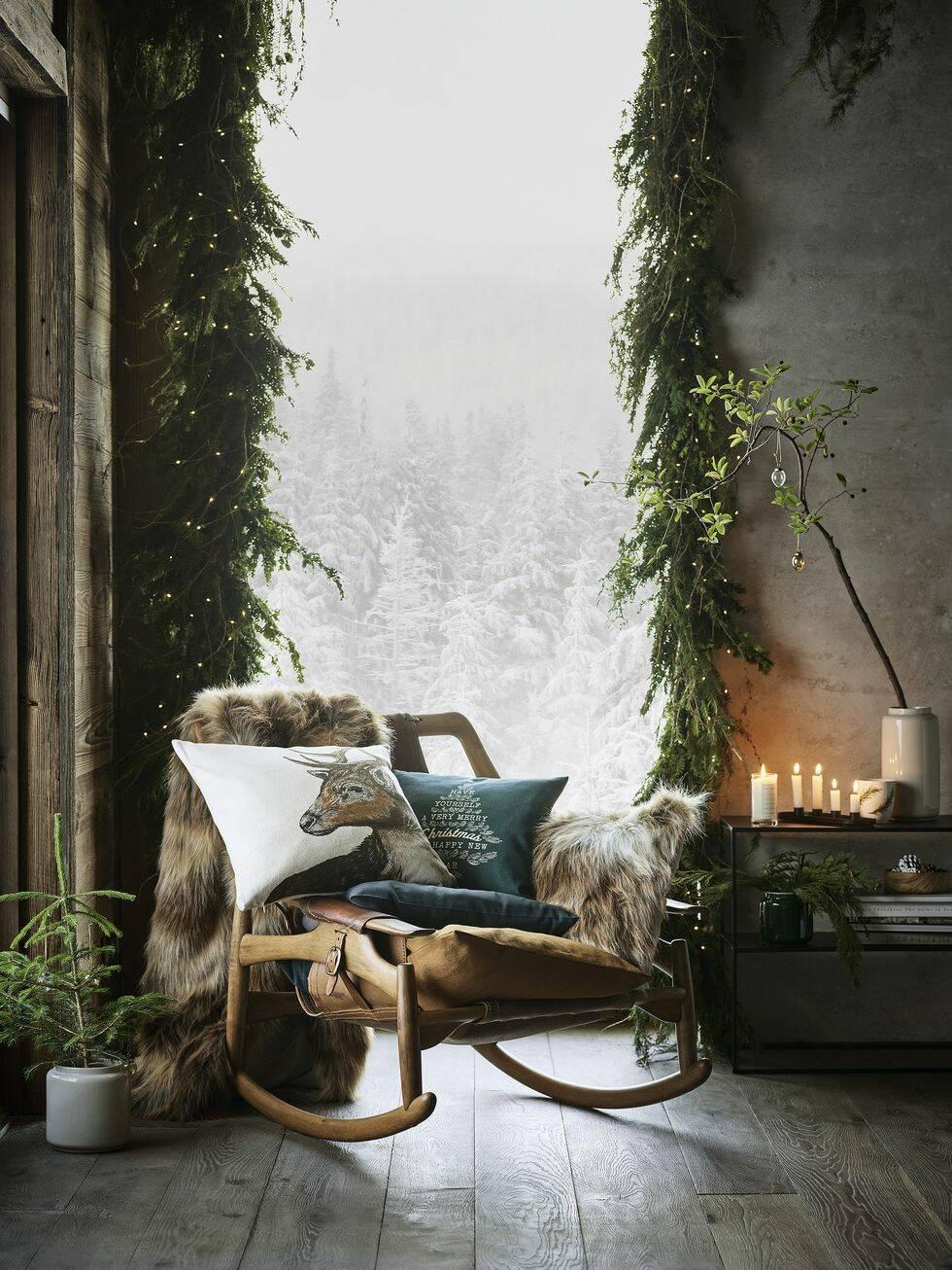 Varmt och ombonat möter lyx och elegans – så ser julen ut hos H&M Home