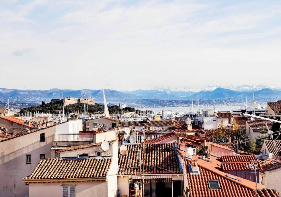 De hittade drömboendet – i romantiska Antibes