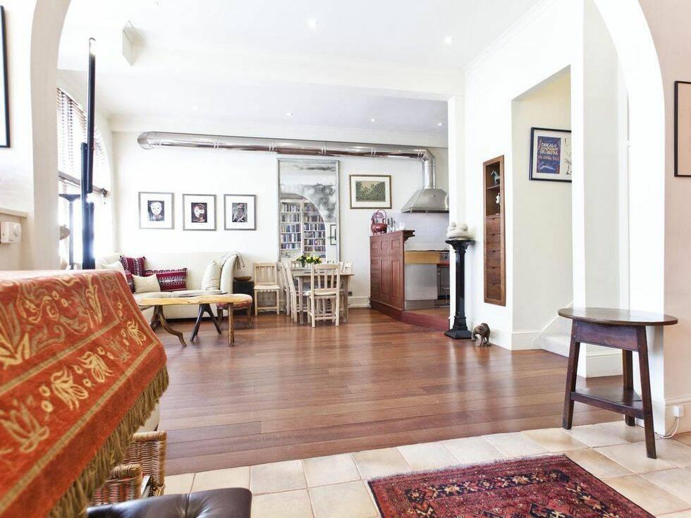 Nu kan du hyra Madonnas tidigare hem i London