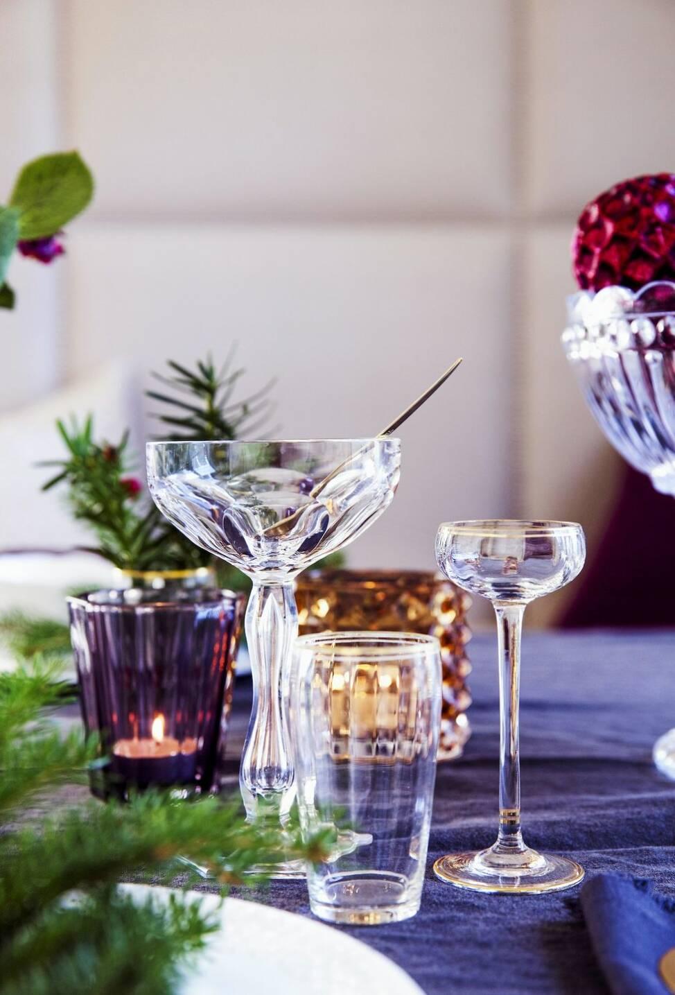 I det här hemmet firas en lyxbohemisk jul i perfekt balans