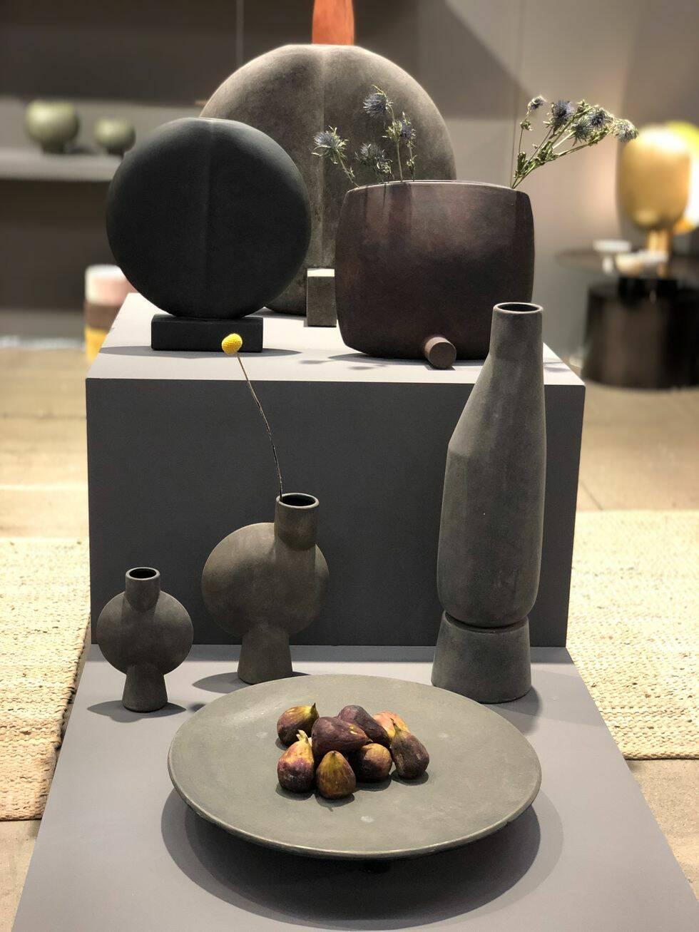Glas, keramik och torkade växter – här är redaktionens spaningar från Formex 2019