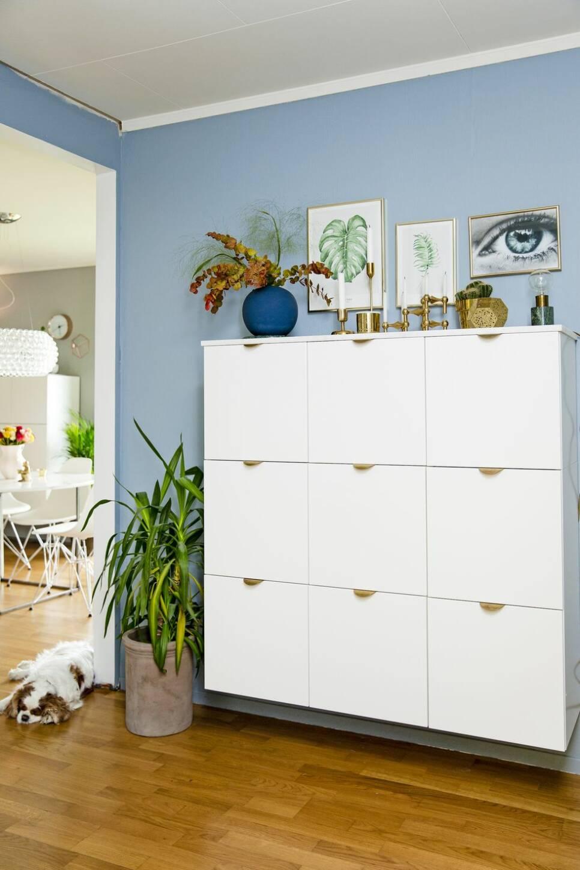 Här är hemmet som visar att det går att vara kreativ även på liten yta