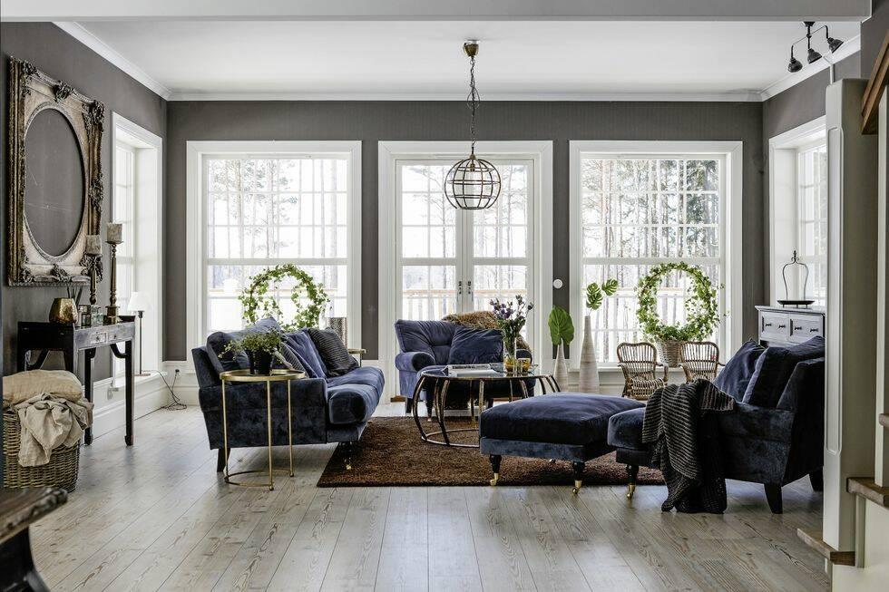 Veckans drömmigaste hem: Elegant New England-stil