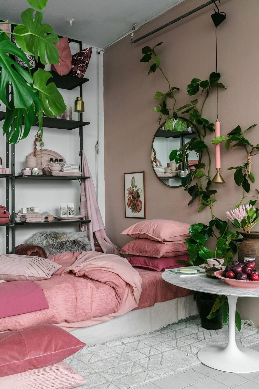 Inred med hjärtat – satsa på rött och rosa