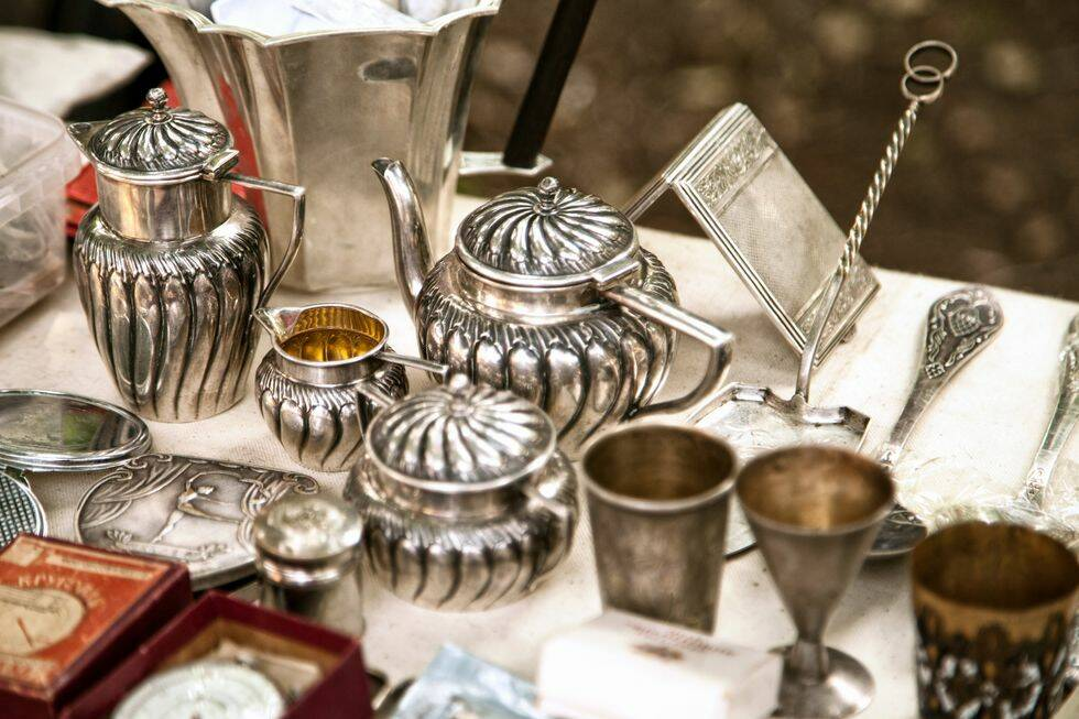 Lär dig fynda antikt och vintage – 10 experttips