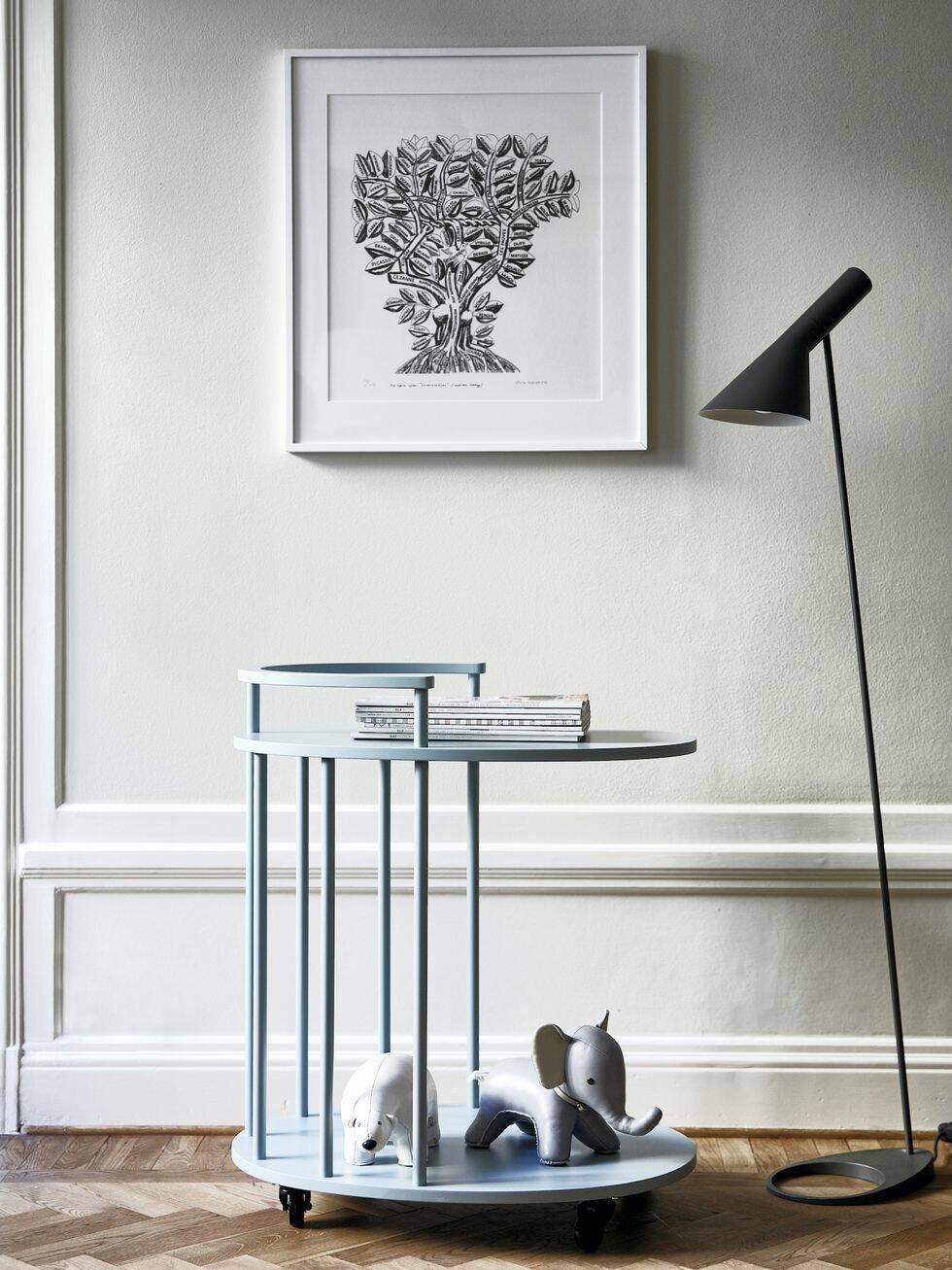 5 inredningstips från formstarka designern Eva Schildt